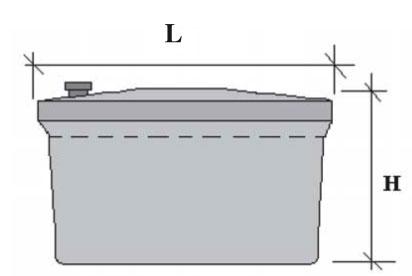 Dep sitos rectangulares para gasoil europlast - Depositos de agua rectangulares ...