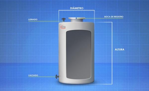 Dep sitos de agua contra incendios europlast - Precios de depositos de agua ...